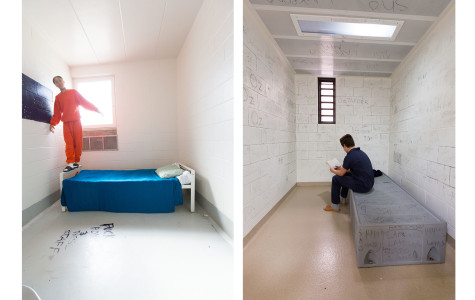 Atkinson Gallery features photo exhibit on solitary confinement