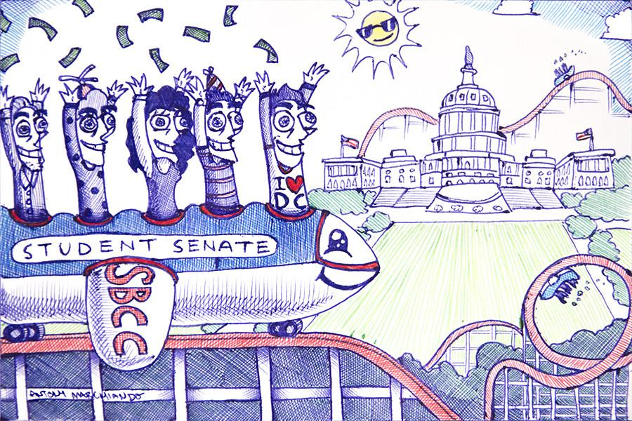 Student+senate+shouldn%27t+spend+a+third+of+its+budget+on+D.C.+trip