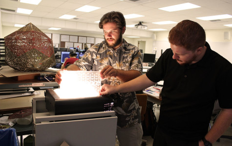 Drafting department offers new 3-D printers for SBCC students