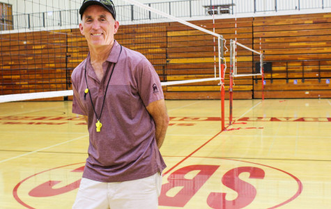 Women's volleyball flourishes with SBCC coach Ed Gover