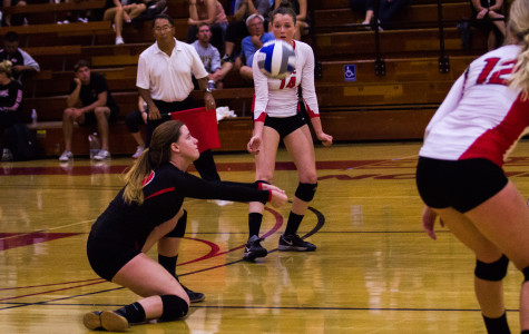 SBCC volleyball takes down number 1 ranked LA Pierce