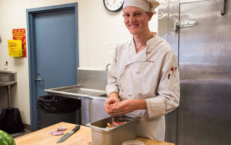 SBCC Culinary Arts student uses food to bring people together
