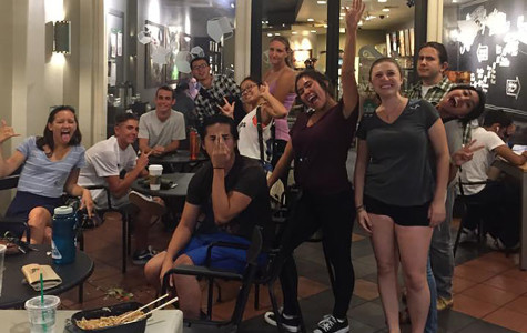 Coffee Nights let SBCC students practice American sign language