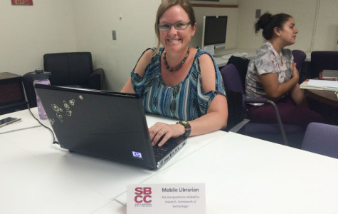 SBCC offers mobile librarian in Isla Vista to assist students