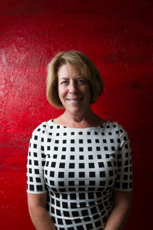 Dr. Lori Gaskin, superintendent and president of Santa Barbara City College, 2015.