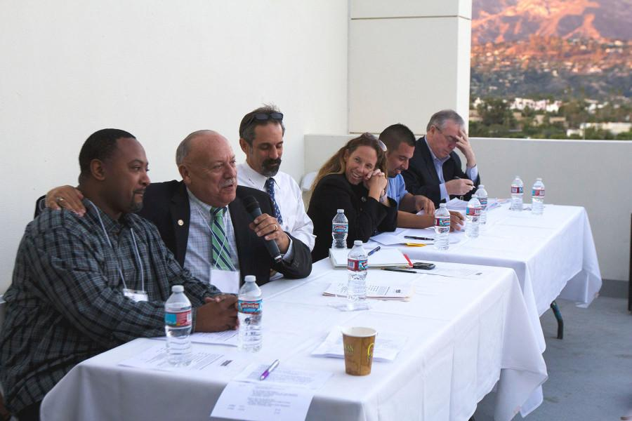 Juvenile solitary confinement was the topic of the discussion panel held at City College on Friday, Nov. 13 at the Atkinson Gallery. Speakers shared their personal experiences about isolation confined in a cell.