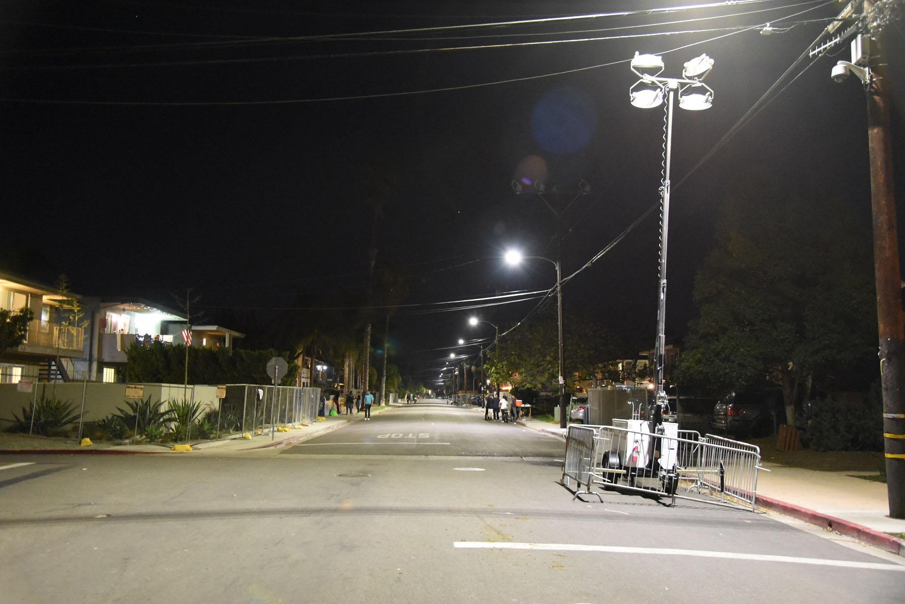 isla vista remains unusually calm over halloween weekend – the channels