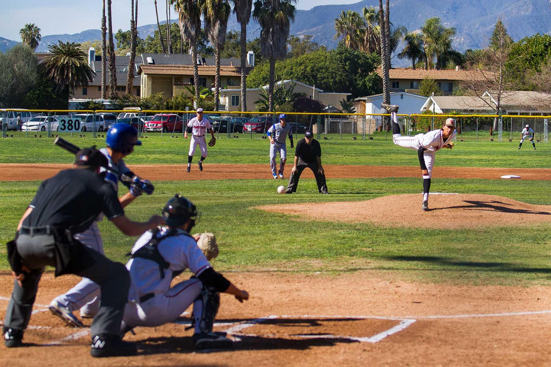 Sbcc vaqueros baseball earns fifth win against oxnard condors the channels for Garden city community college baseball