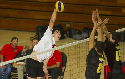 SBCC volleyball beats Golden West, 3-1, for third straight win