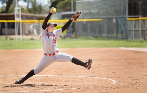 SBCC Vaqueros split a double header against Cuesta cougars