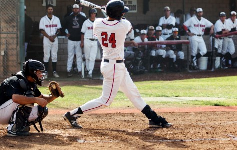 SBCC Vaqueros baseball defeated by Cuesta Cougars