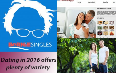 Eccentric online dating websites offer unique options for users