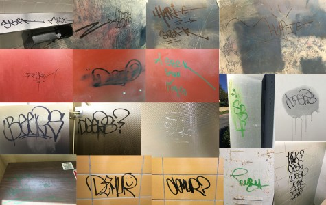 Graffiti spree on SBCC campus increases strain on janitors