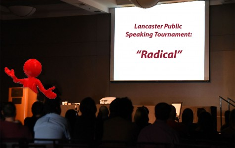 SBCC Lancaster speech tournament will be 'radical'