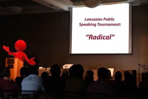 7 curse words win 32nd annual Lancaster speech tournament