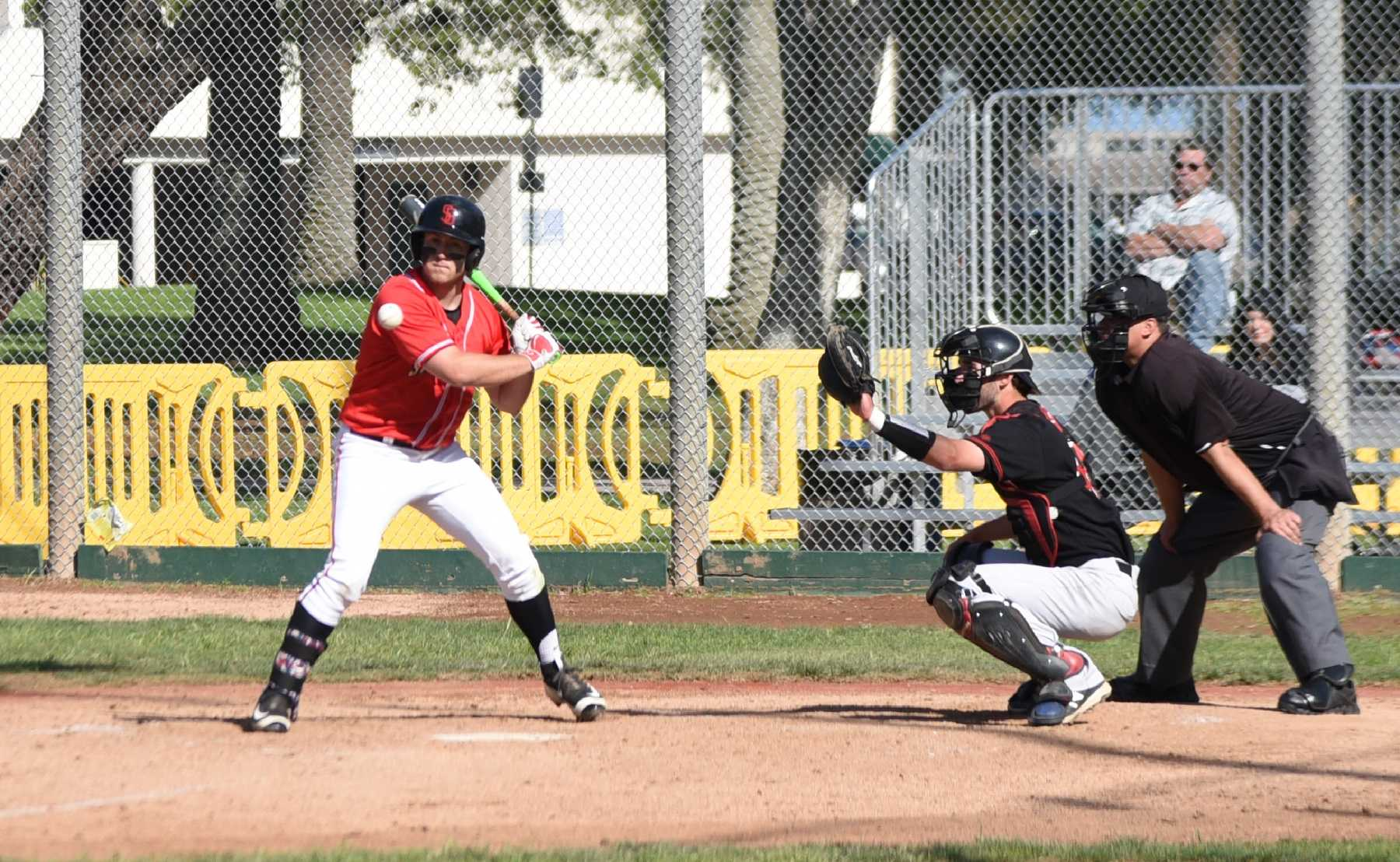 Sbcc Vaqueros Baseball Conquered By La Pierce The Channels