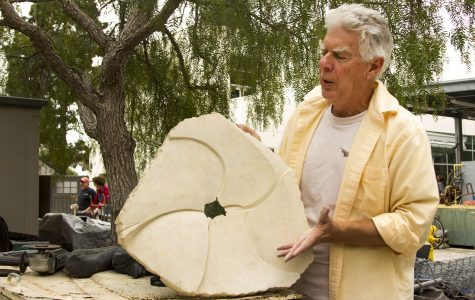 Retired engineer explores world of sculpture art at City College