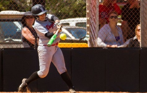 SBCC softball splits two-game series with Moorpark Raiders