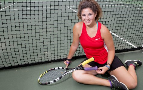 SBCC women's tennis player thrives with unusual racket