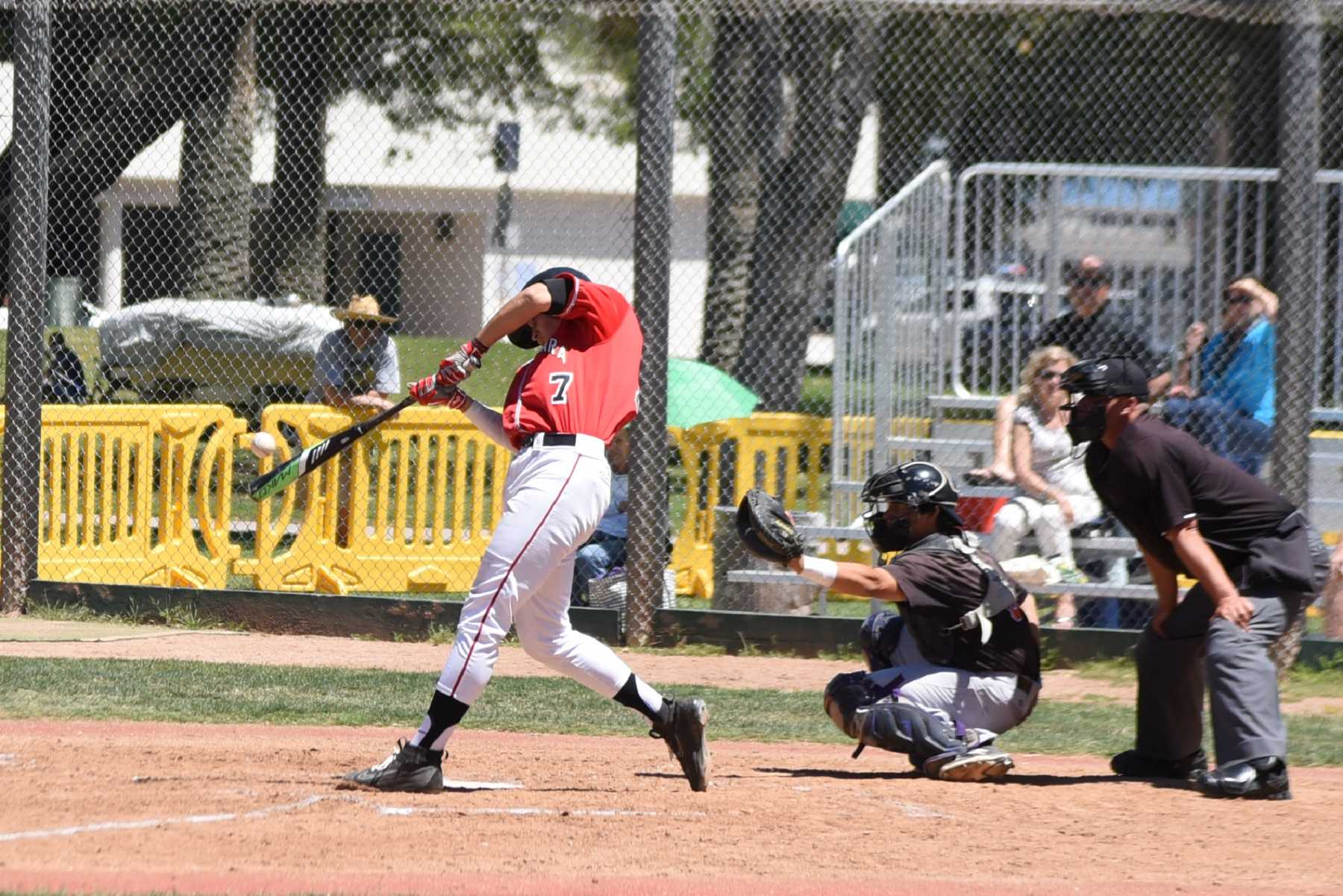 Sbcc Baseball Wins 6 1 Against Ventura Places Second In State The Channels