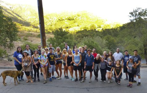 City College's Adventure Club introduces students to outdoors
