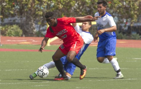 SBCC Vaqueros soccer team comes up empty in home opener