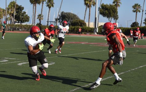 SBCC football team hopes to improve with new talent