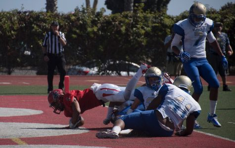 SBCC's football team take victory in home opener against West LA