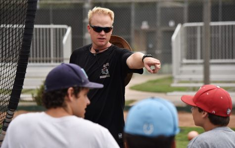 Baseball coach joins full-time faculty after 6 years of teaching