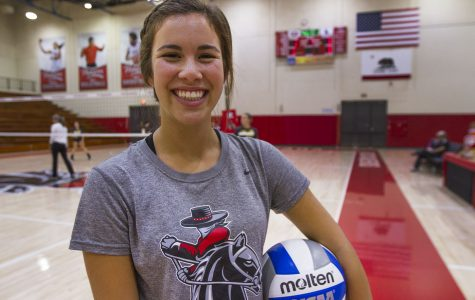 SBCC freshman volleyball player has impressive freshman season