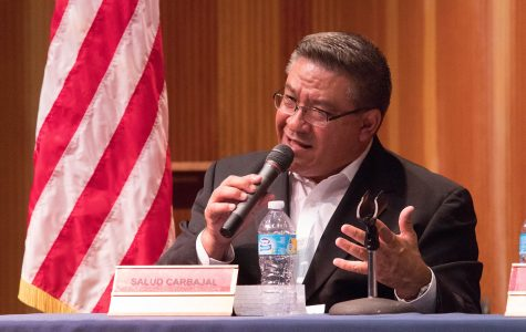 Democratic Supervisor Salud Carbajal shares what he plans to do if he is elected to Congress at the