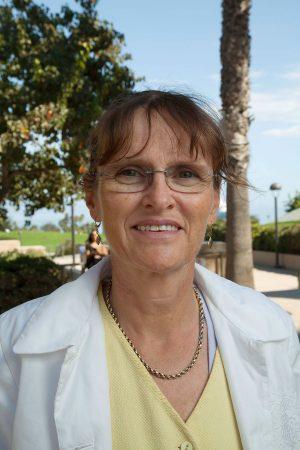 Dr. Cornelia Alsheimer, division representative of business education.