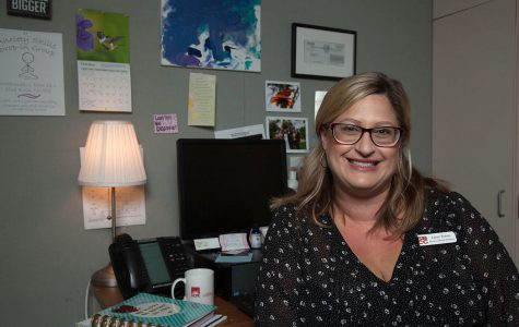 SBCC new-hire brings strategies of improving student health