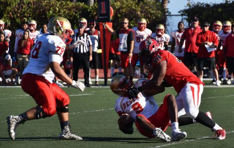 SBCC thrashes College of the Desert with a 47-18 victory