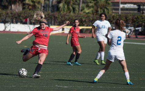 SBCC women's soccer takes a win against Hancock Bulldogs
