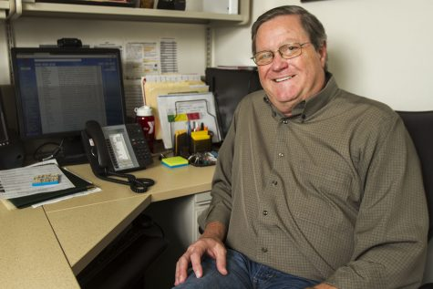 Clark Hochstetler, a disabled student programs and services (DSPS) counselor, will be retiring at the end of the semester, Wednesday, Nov. 16, in the disabled student programs and services office at City College. Hochstetler has worked at City College for five years.