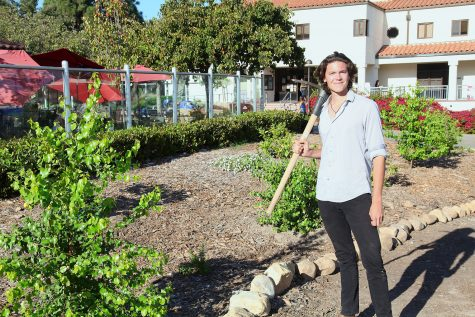 Student designs sustainable 'fog catcher' for SBCC campus water