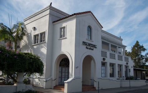 The SBCC Foundation purchased the vacated Paul Mitchell building for the Cosmetology Academy at 525 Anacapa Street in Santa Barbara. The foundation purchased the building in hopes to boost the academy's enrollment, and insists it couldn't use that money to rebuild the Campus Center.