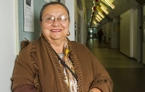 Spanish Professor Sonia Zúñiga-Lomelí will be retiring at the end of the spring semester, Monday, Nov. 28, in the Humanities Building at City College. Zúñiga-Lomelí has been with City College for over 25 years.