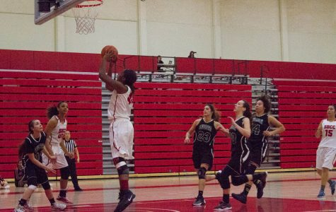 Lady Vaqueros secure win against Cuesta in home game