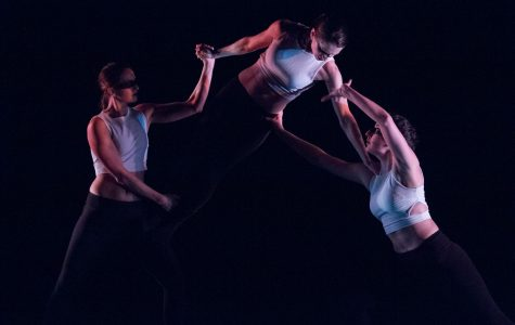 SBCC Dance Company connects coasts at HH11 dance festival