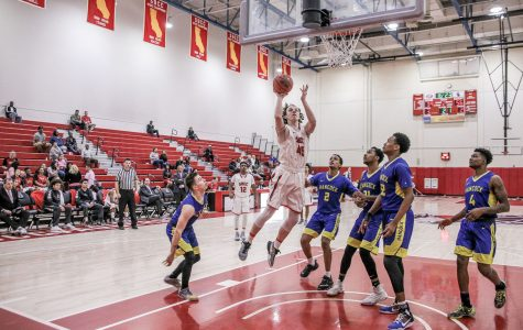 SBCC men's basketball loses against Allan Hancock on Coaches vs. Cancer Night
