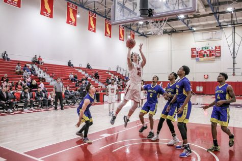 SBCC men's basketball beats Moorpark 65-63 for back-to-back victory