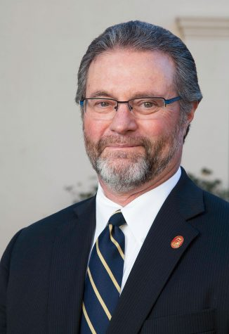 Superintendent-President Dr. Anthony Beebe.