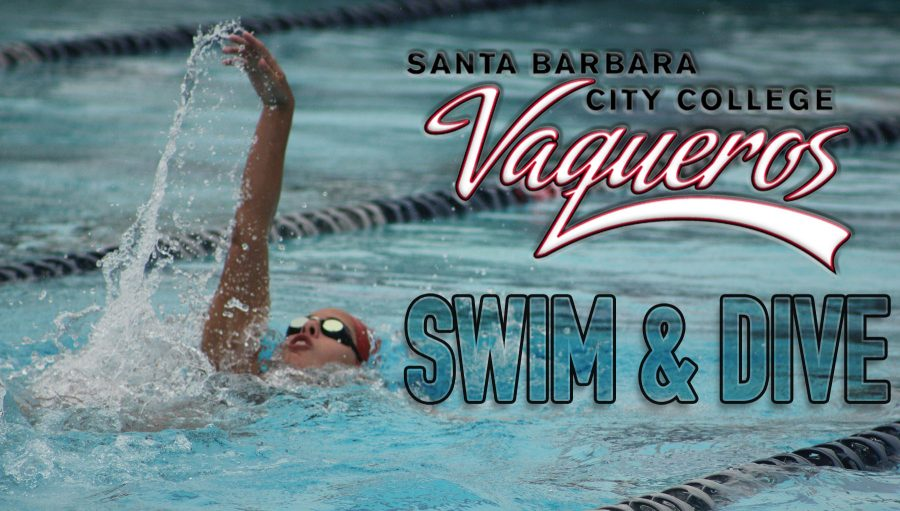 Undefeated SBCC women's swim and dive team wraps up season