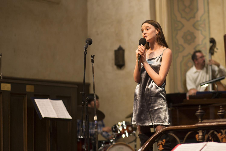 Jane Brody singing