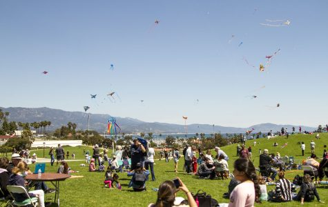 Bright colors fill West Campus sky at 32nd annual Kite Festival