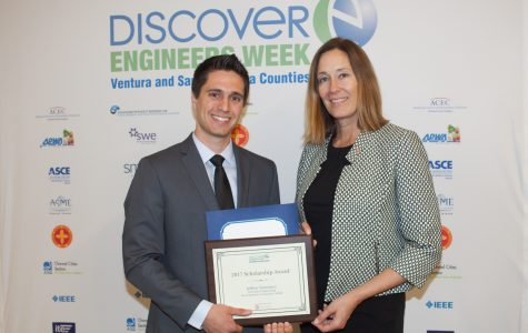 SBCC student, caretaker, mentor wins engineering scholarship