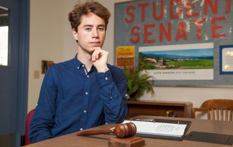 Outgoing Student Government president leaves big shoes to fill