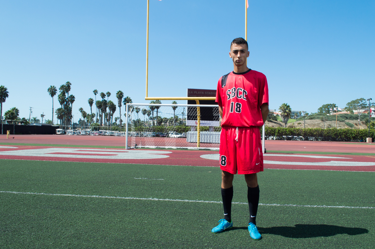 SBCC's Victor Chavez discusses his goals and love for the game